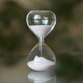 שעון חול יוקרתי למדידת זמן של 60 דקות